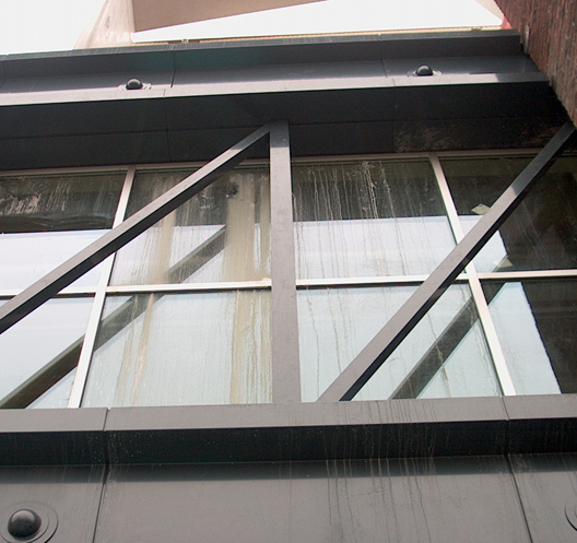 werkwijze verwijderen krassen glas en kalk aanslag glas
